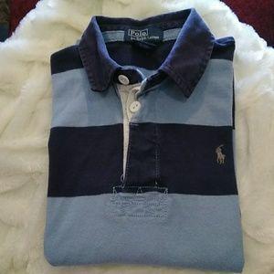 Ralph Lauren polo long sleeve shirt size7